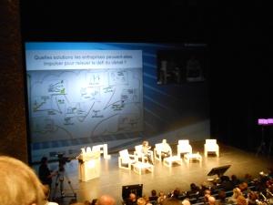 World Forum Lille, restitution des ateliers en conférence plénière - 2014