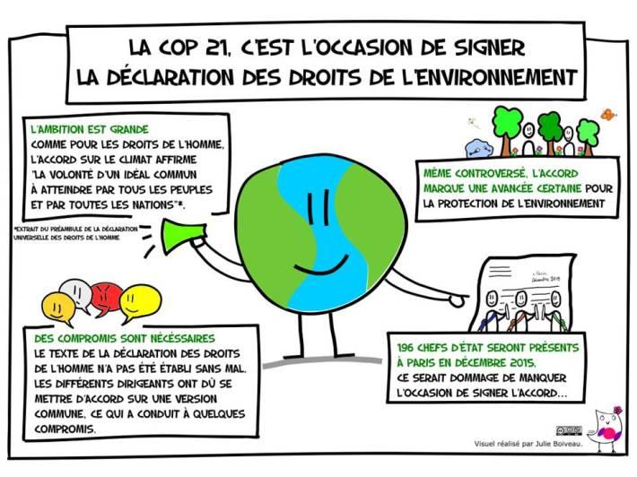 COP 21 Light