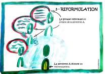 Reformulation
