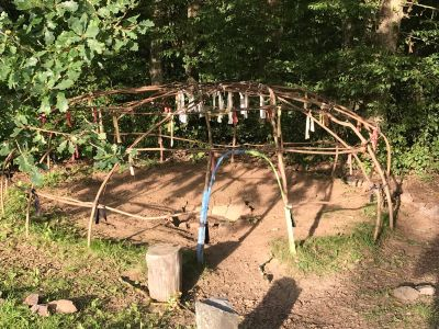 Sweat lodge beuerhof