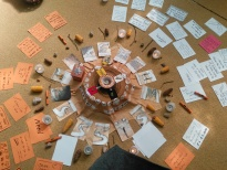 center of the circle kommunikationslotsen