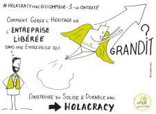 Holacracy chez EcoCompteur