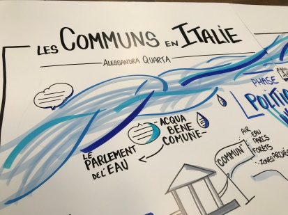 Acqua Bene Commune - Parlement de l'eau